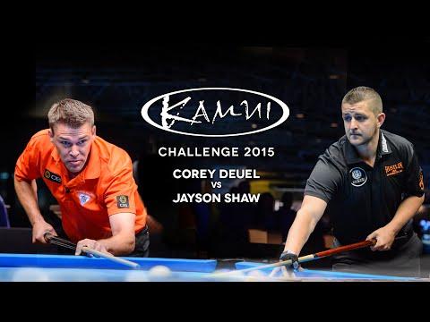 2015 Kamui Challenge: Jayson Shaw vs Corey Deuel