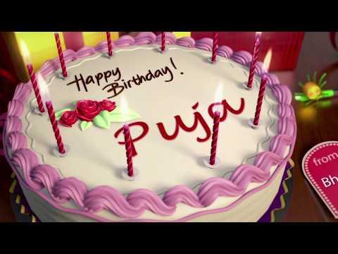 Happy Birthday Puja Rani || Singer Kajol Kumari || Birthday Song