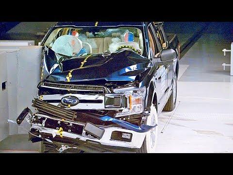 Crash Test 2019 FORD F150 – Really Safe Pickup Truck?
