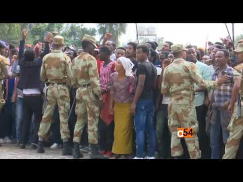 Human Rights Threatened in Ethiopia