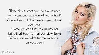 The Chainsmokers, Bebe Rexha Call You Mine (Lyrics) 🎵