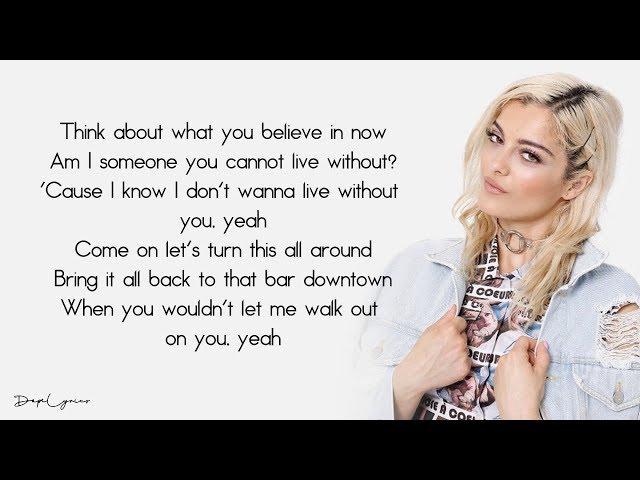 The Chainsmokers, Bebe Rexha - Call You Mine (Lyrics) 🎵