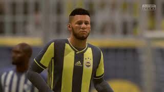 Fenerbahçe - B.B.Erzurumspor FIFA 19