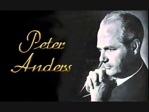Peter Anders  An die ferne Geliebte   Beethoven
