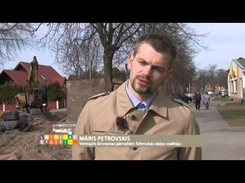 Būvniecības darbi un to vadītāji Ventspils brīvostā 2015