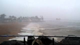 Tropical Cyclone Ita - Townsville 13/4/14