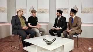 Interview with Numan Baig & Sarmad Hannes Hübner - 26th Jalsa Salana Sweden 2017