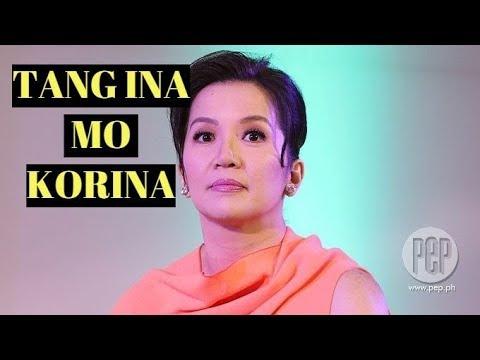 Bakit INAWAY ni Kris Aquino si Korina Sanchez? l DUTERTE NADAMAY
