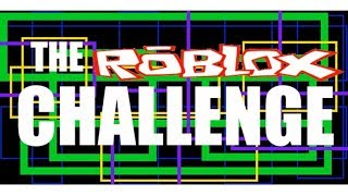 Roblox Robux challenge