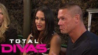 John Cena brings Nikki Bella to Massachusetts to meet his family: Total Divas: Sept. 15, 2013