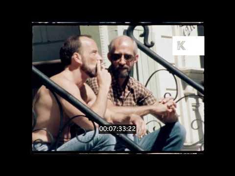 1970s, 1980s Gay Community In San Francisco, LGBT, HD