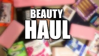 HUGE BEAUTY HAUL | Gifts, Black Friday, Cyber Monday & More