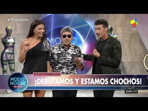 "Así Comenzó #ModoNoche Con Agustín Neglia, Sofia ""Jujuy"" Jiménez Y Jey Mammón"