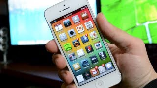 Best iOS 6 Winterboard Themes - Jaku For iPhone 5/4S/4 & iPod Touch 5G/4G