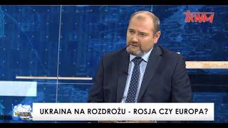 Stan Bezpieczeństwa Państwa: Ukraina na rozdrożu - Rosja czy Europa?