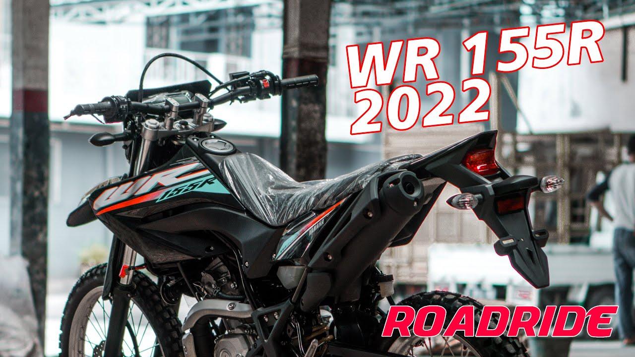 Download First Impression Yamaha WR 155R 2022 , guanteng yak !