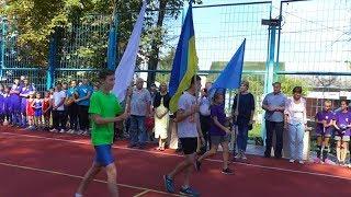 У Борисполі відбувся Олімпійський урок – юні спортсмени представили 12 видів спорту