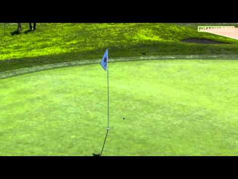 PGA Tour Farmers Insurance Open 2011 - Shot Of The Day - John Daly, Round 1