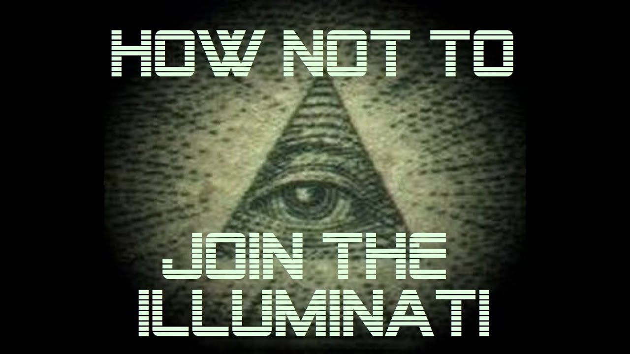 How not to join the illuminati youtube ccuart Images