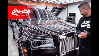 Taking Delivery | Rolls-Royce Cullinan