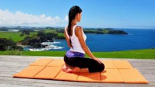 Хатха йога  для начинающих(Хатха йога для начинающих - это комплекс йога практики для начального уровня.В данном видео представлены..., 2015-05-13T19:39:03.000Z)