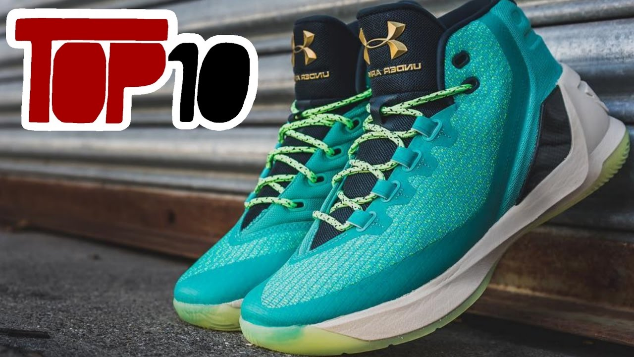 b5945a273b50 Top 10 Reasons Why Under Armour Curry 3 Is Better Than Nike Kyrie 3 ...