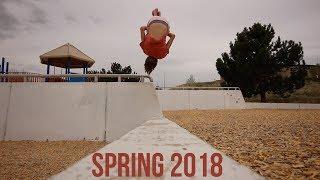 Dante Grazioli Spring 2018 (Parkour & Freerunning)