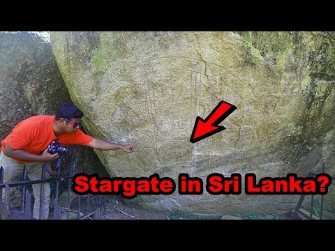 Ranmasu Uyana - Stargate of Gods Found? Ancient Aliens in Sri Lanka
