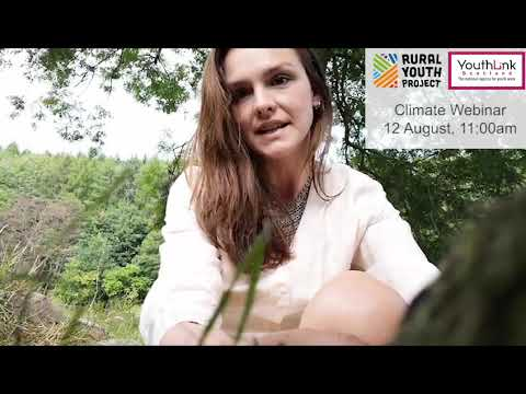 Climate Webinar: Ellie Stromh, Aberdeenshire