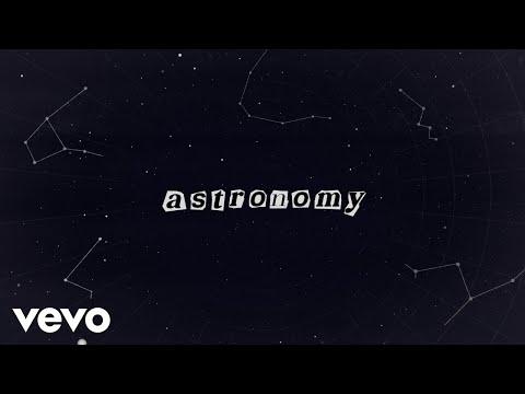 Conan Gray - Astronomy (Official Lyric Video)