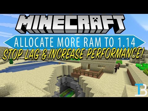 How To Allocate More Ram To Minecraft 1.14 (Add More RAM To Minecraft 1.14!)