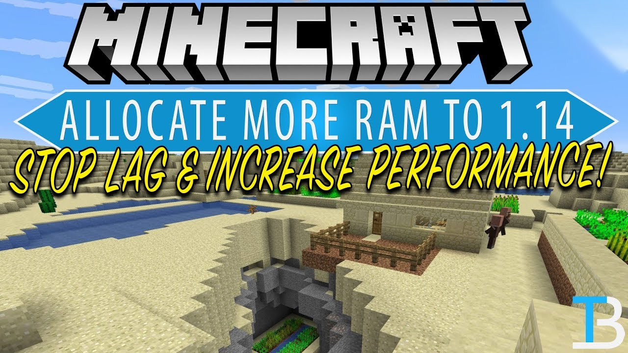How To Allocate More Ram To Minecraft 1 14 Add More Ram To Minecraft 1 14 Youtube