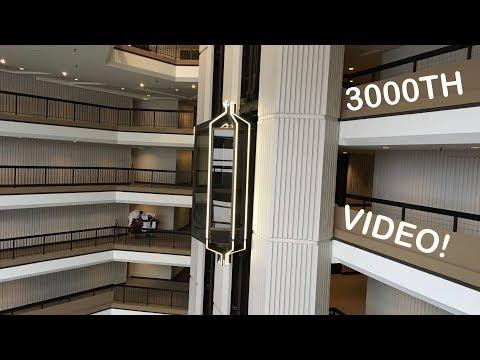 3,000th Video elevaTOUR in Atlanta!! Hilton Hyatt and Marriott marquis elevator