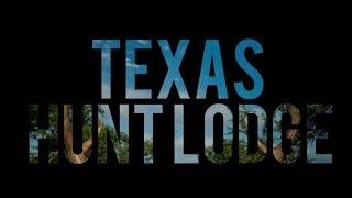 Texas Hunt Lodge Promo Video - Texas Deer Exotic Hunting