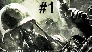 Metro Last Light Faction Pack DLC Gameplay Walkthrough Part 1 - Heavy Squad