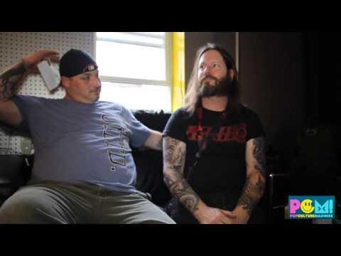Gary Holt - Exodus Interview Metal Alliance 2013