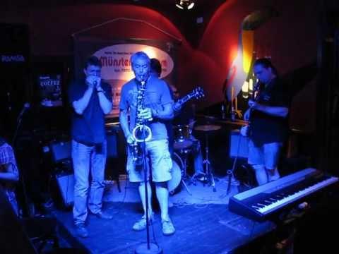 SESSION b4 the Harmonica-Rumble June 2013 Bunter Vogel Münster/Germany