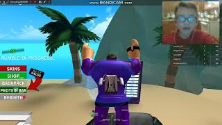 RKO!!!! WWE IN ROBLOX?