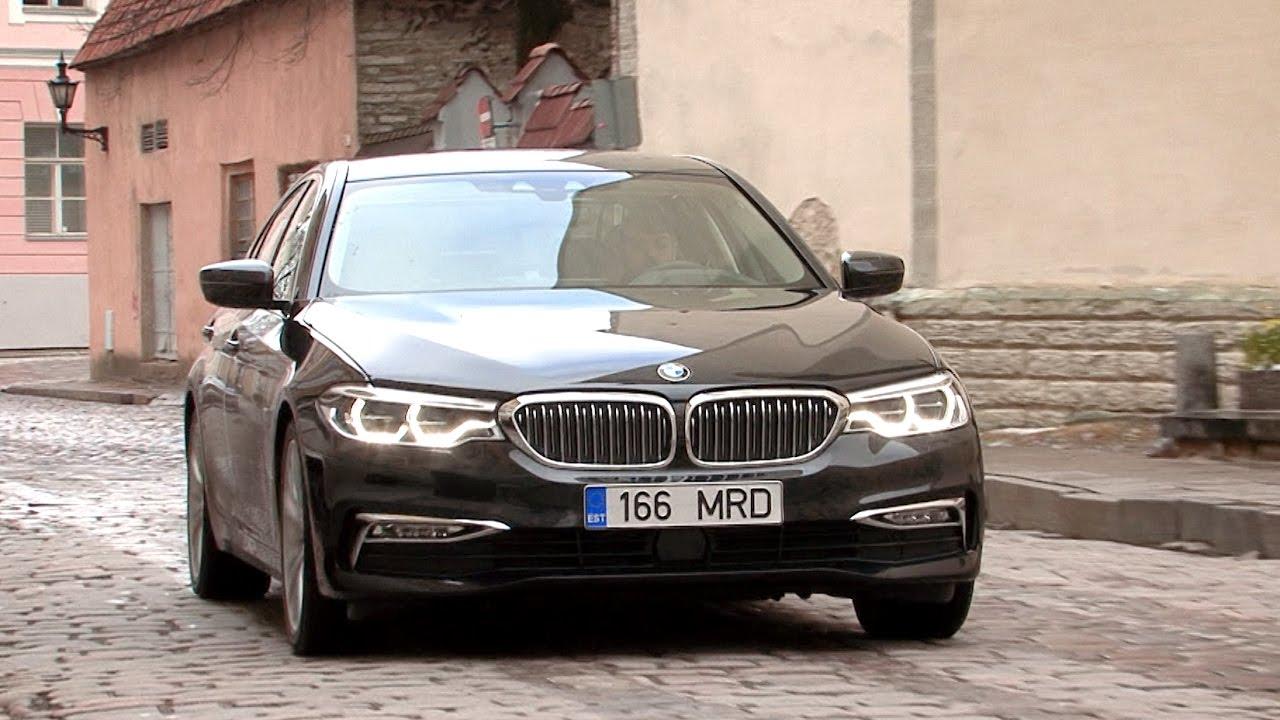 BMW 5. seeria - Motors24.ee proovisõit