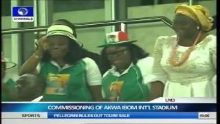 Kcee Rocks Limpopo Live At Akwa Ibom Stadium Commissioning