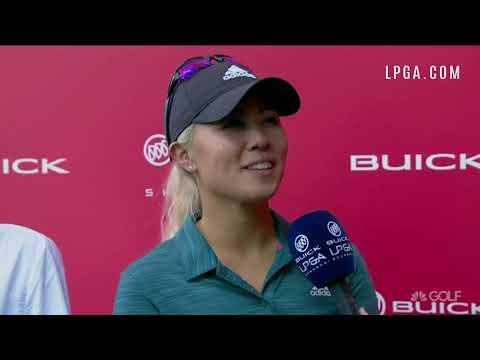 Danielle Kang Speaks After Winning the 2018 Buick LPGA Shanghai