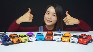 또봇 장난감 또봇미니 10대 C,D,R,W,X,Y,Z 어드벤처 XY 전제품 로봇 자동차 변신 Tobot Mini Transformers 10 Car Toys
