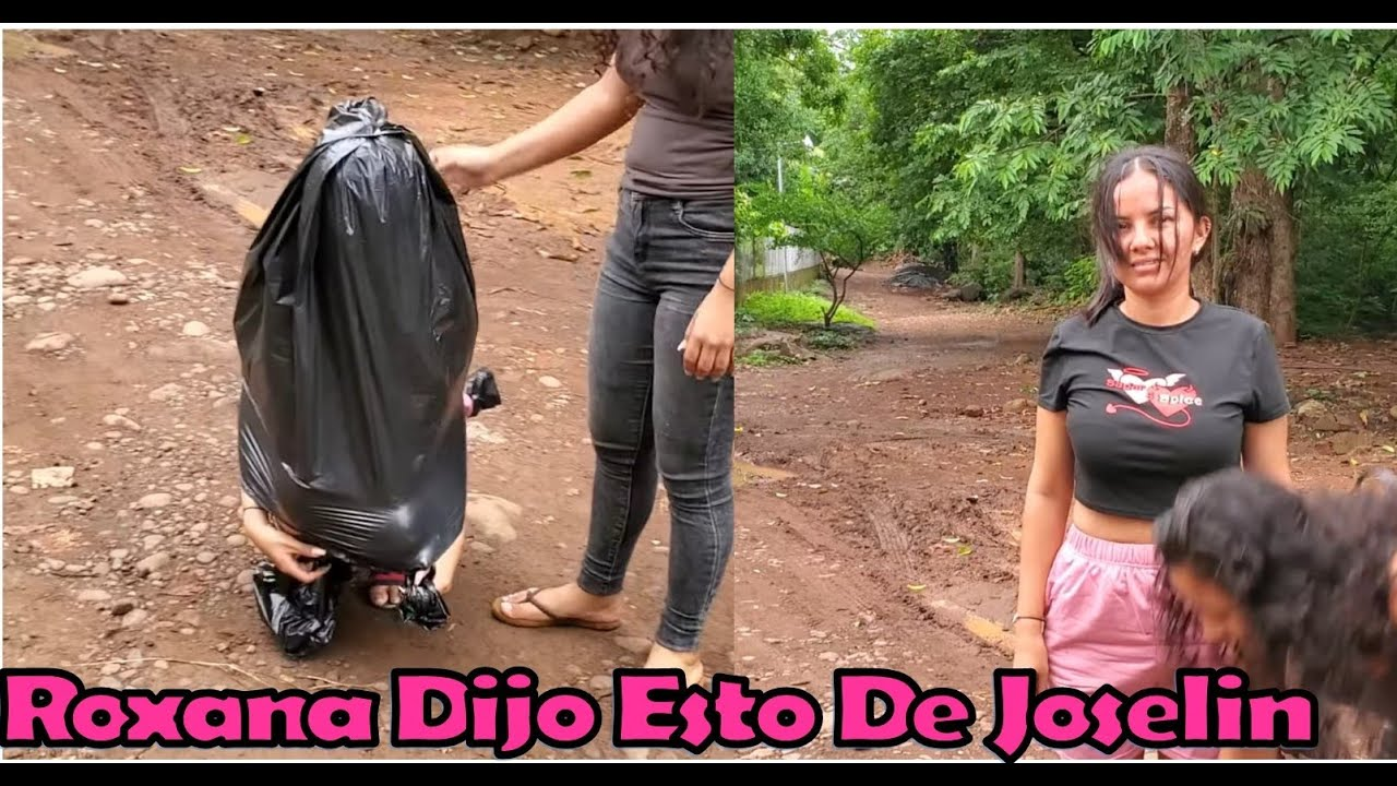 """-No Le Gusto A Joselin Que Roxana La Tratara De Esa Manera """"Quien Quiere Esta Basura?-"""