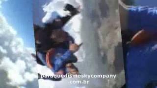 03-02-2010 - Fernanda - Salto Duplo - Paraquedismo Sky Company.wmv