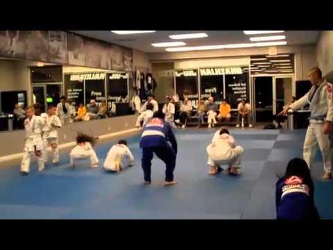 Excellent Gym Romulo Barral (Kids Self Defense Program) BJJ/MMA San Fernando Valley