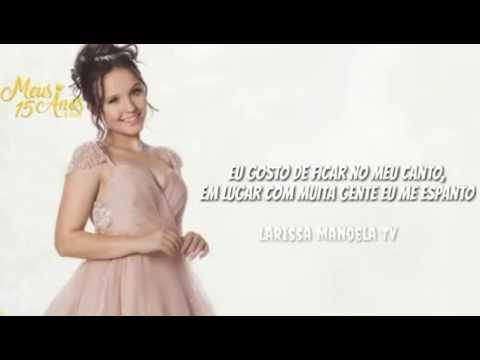Nova música da Larissa Manoela no olhar com letra - YouTube 520041ba0c