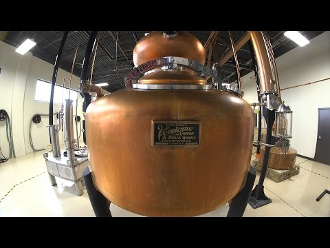 Behind the Scenes at Restless Spirits Distillery