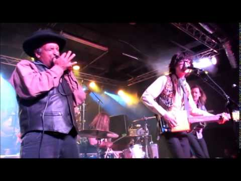 BLACKFOOT GYPSIES @ The 120 Tavern opening for Drivin' n' Cryin' 2015