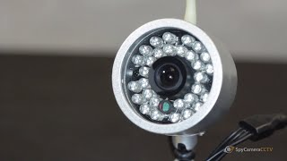 How to Troubleshoot 2.4GHz Wireless CCTV Cameras