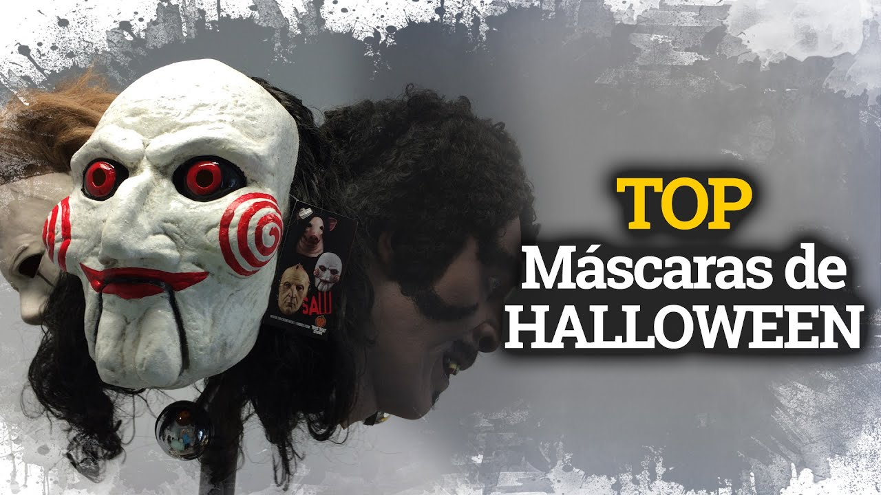 Top m scaras halloween 2014 trick or treat the best - Mascaras de hallowen ...